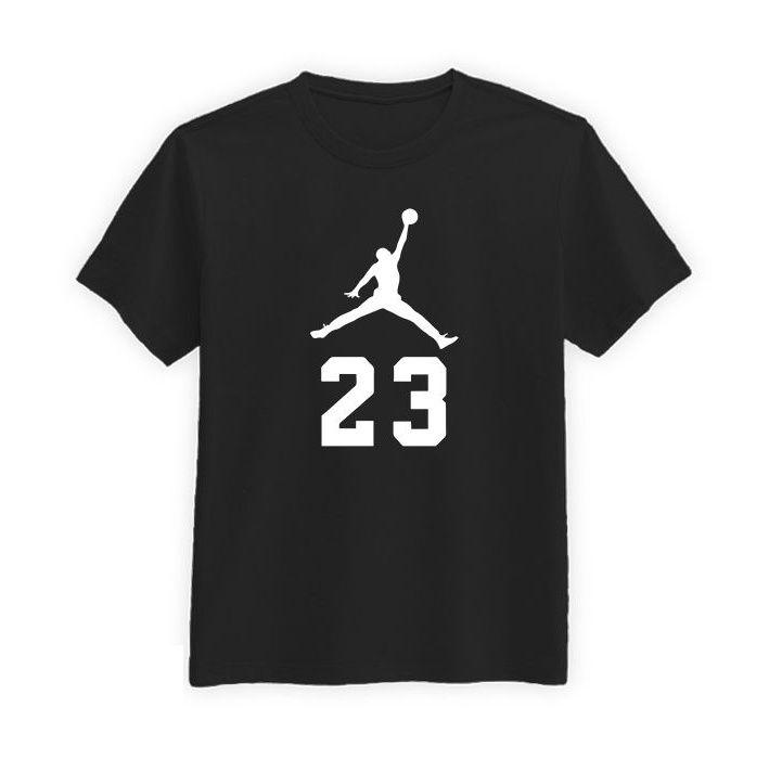 تی شرت مردانه طرح 23 مایکل جردن کد BW13457 main 1 1