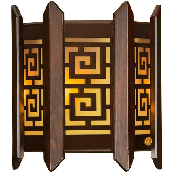 چراغ دیواری دارکار مدل اورانوس کد 484