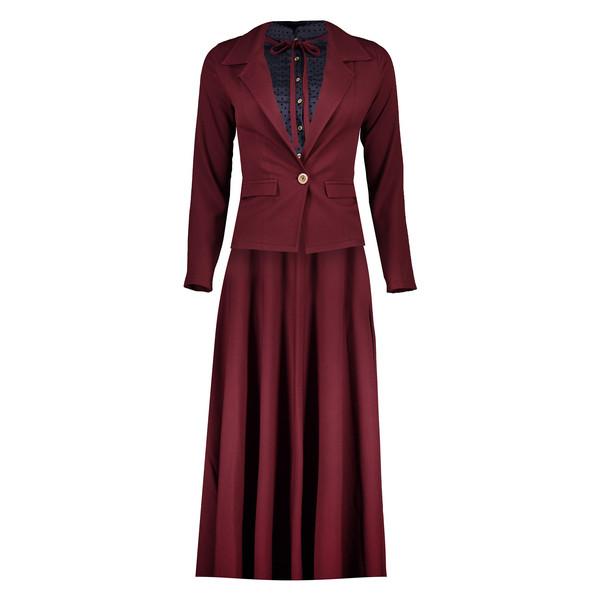 کت و دامن زنانه عاطفه نادری مدل 1061129-7059
