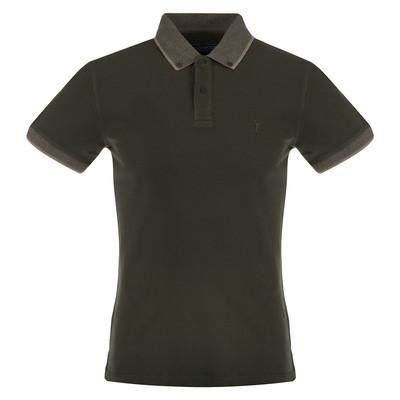 پولو شرت مردانه سیاوود مدل POLO-62813-62813 کد G0206 رنگ سبز