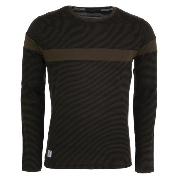 تی شرت آستین بلند مردانه تارکان کد 284-3