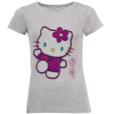 Photo of تی شرت زنانه طرح کیتی  کد B92