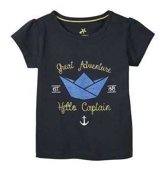 تی شرت دخترانه لوپیلو مدل BT182