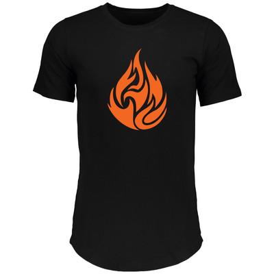 تصویر تی شرت مردانه طرح چهارشنبه سوری کد BO-15838