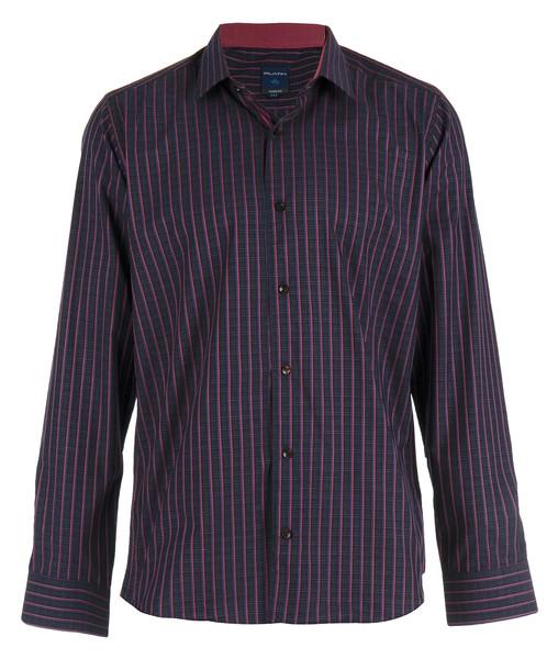 پیراهن مردانه پلاتین طرح چهارخانه کد 1012
