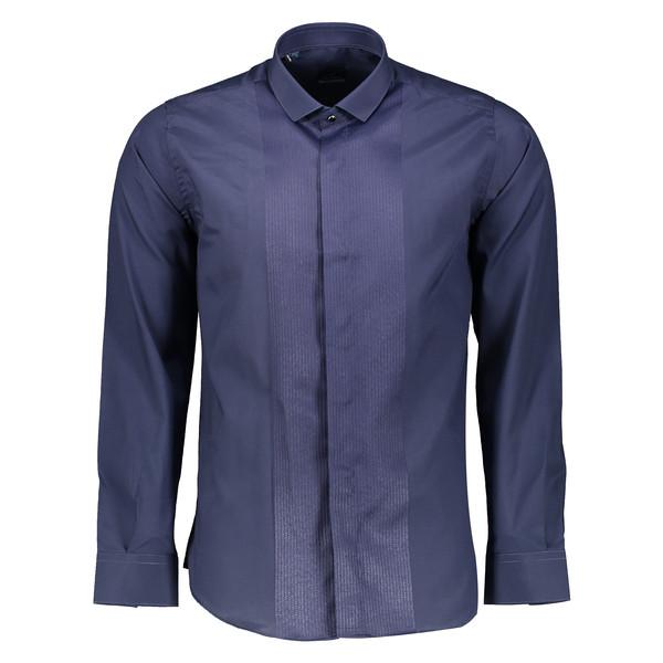 پیراهن مردانه پلاتین کد 1019