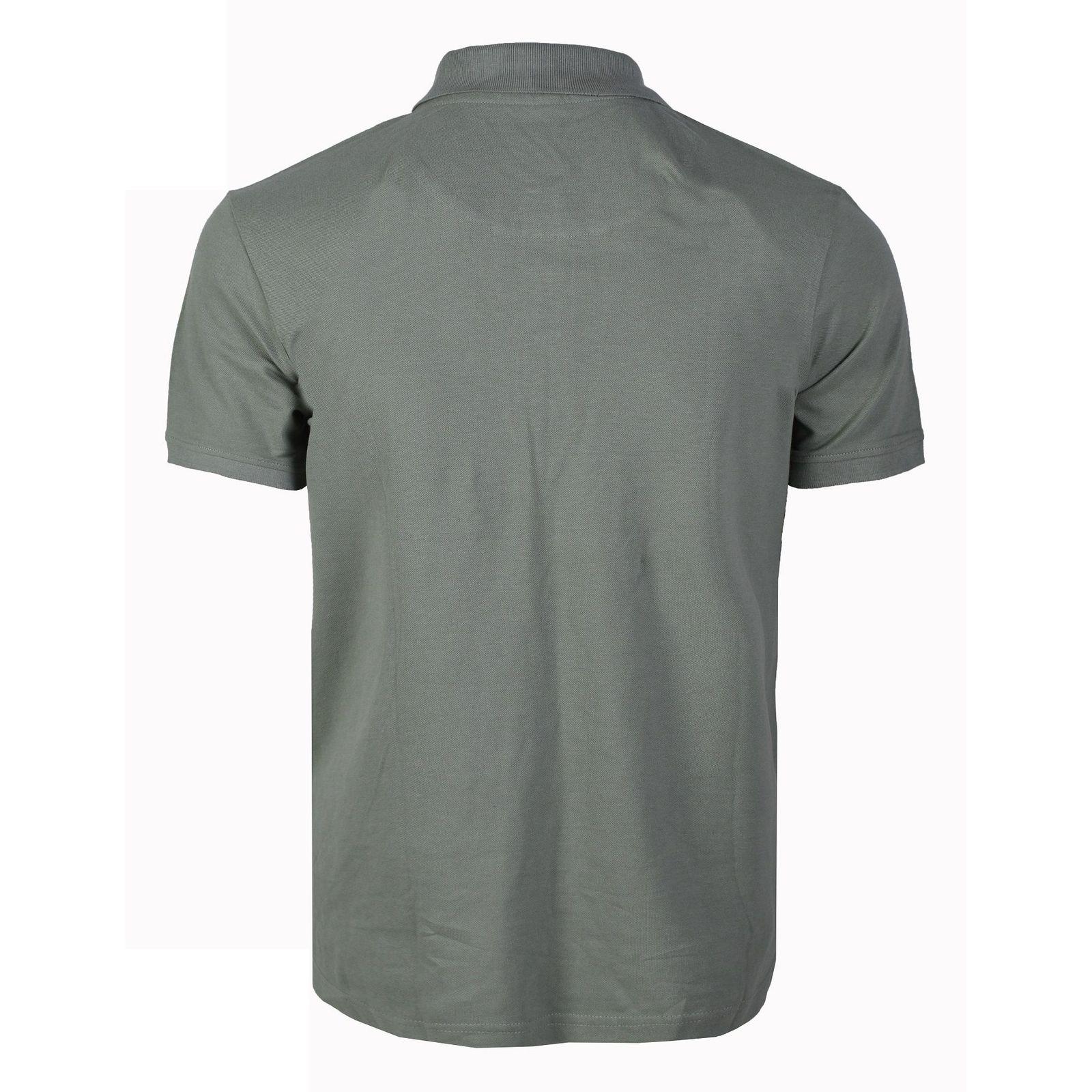 پلو شرت آستین کوتاه مردانه مدل M40