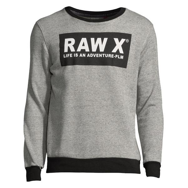 سویشرت مردانه پولمن مدل Raw X