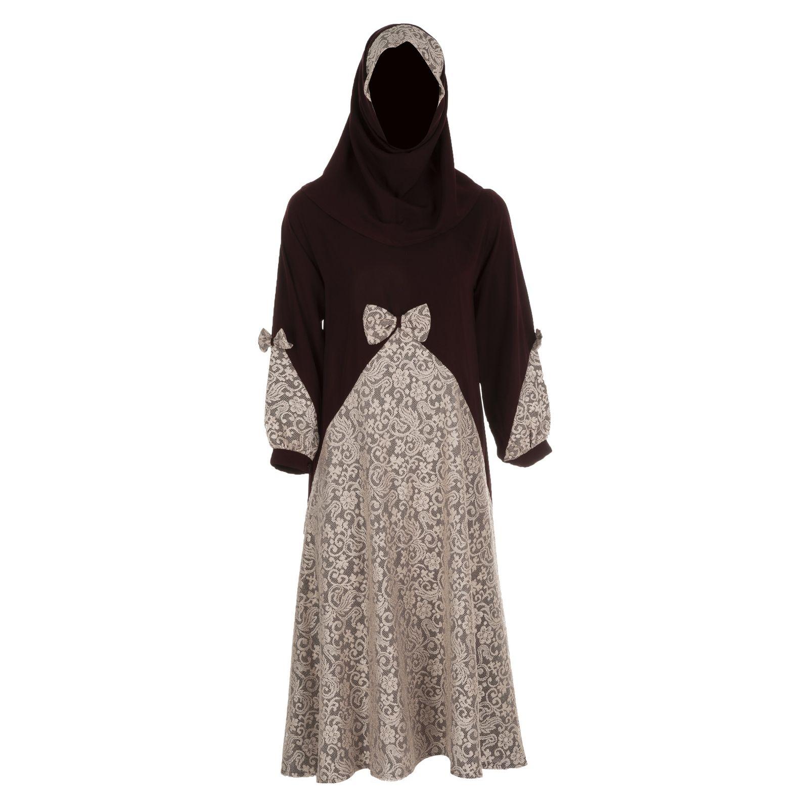 پیراهن دخترانه حورنس مدل 1761118-7420 -  - 1