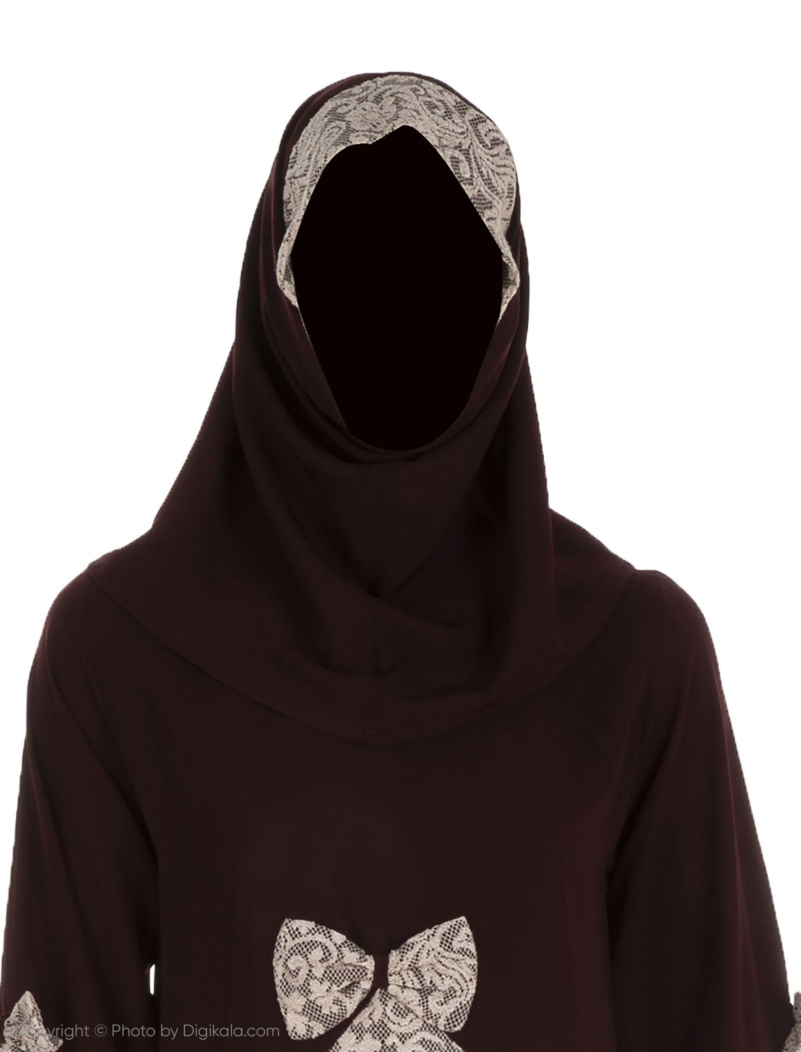پیراهن دخترانه حورنس مدل 1761118-7420 -  - 4