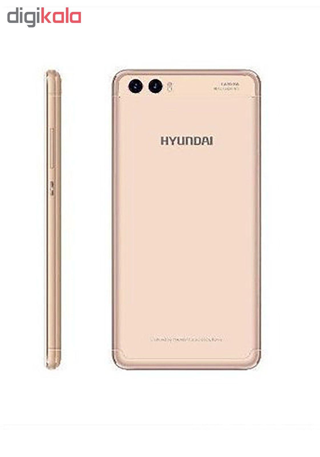گوشی موبایل هیوندای  seoul 5 plus دو سیمکارت main 1 3
