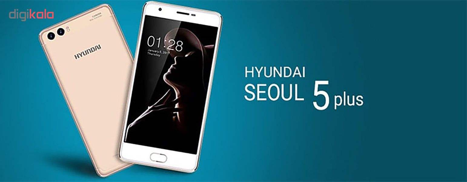گوشی موبایل هیوندای  seoul 5 plus دو سیمکارت main 1 5