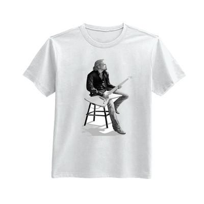 تی شرت آستین کوتاه طرح متالیکا-جیمز کد 13504