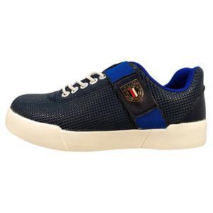 کفش پسرانه مدل ITALY_NPS01 رنگ سرمه ای