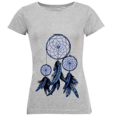 تی شرت زنانه طرح دریم کچر کد S137