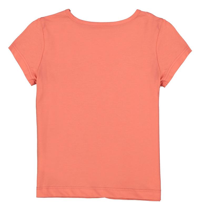 تی شرت دخترانه ال سی وایکیکی مدل 9SG627T4-GG7