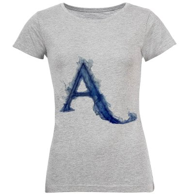 تی شرت زنانه طرح A کد S160