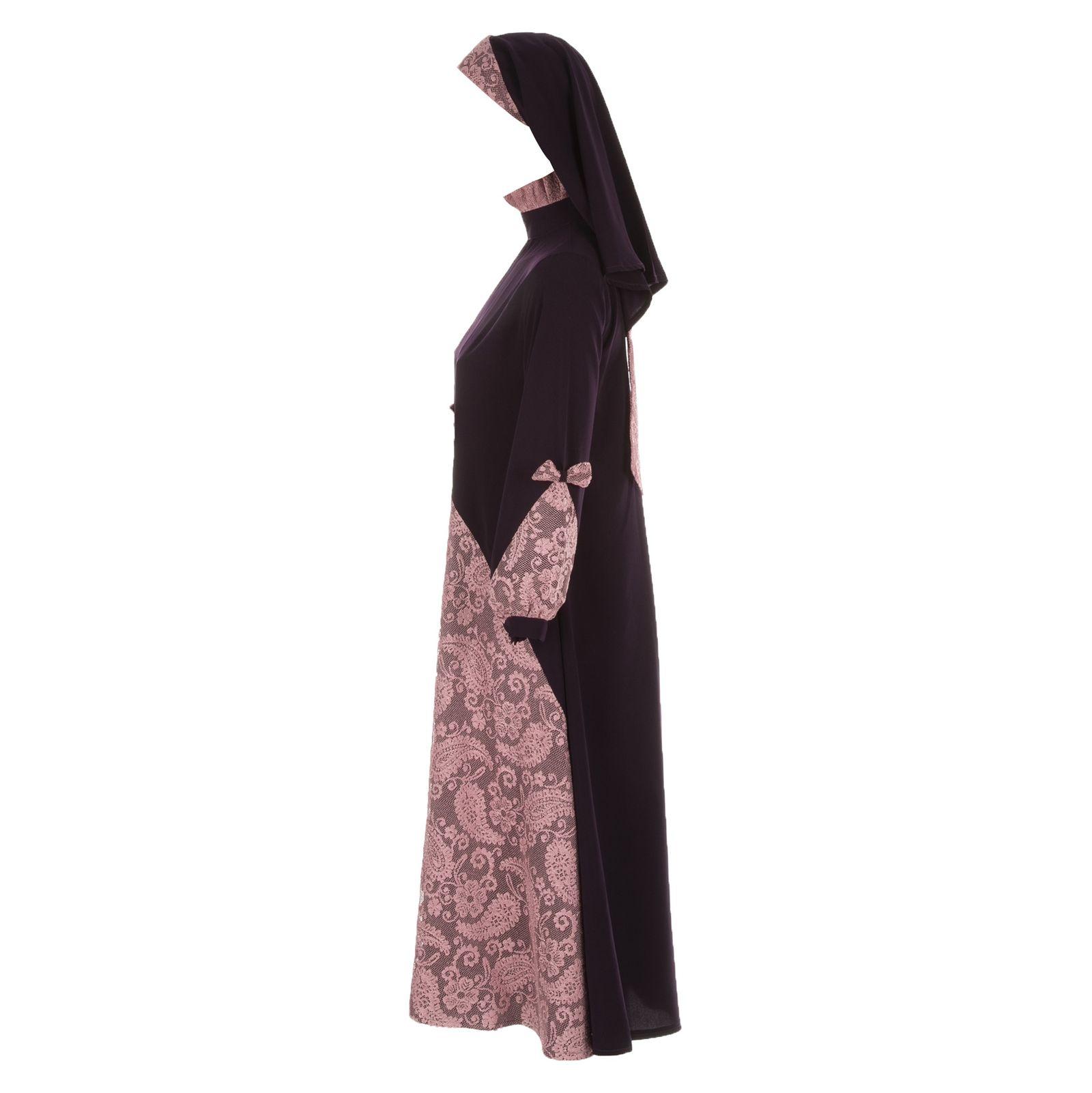 پیراهن دخترانه حورنس مدل 1761118-6964 -  - 2