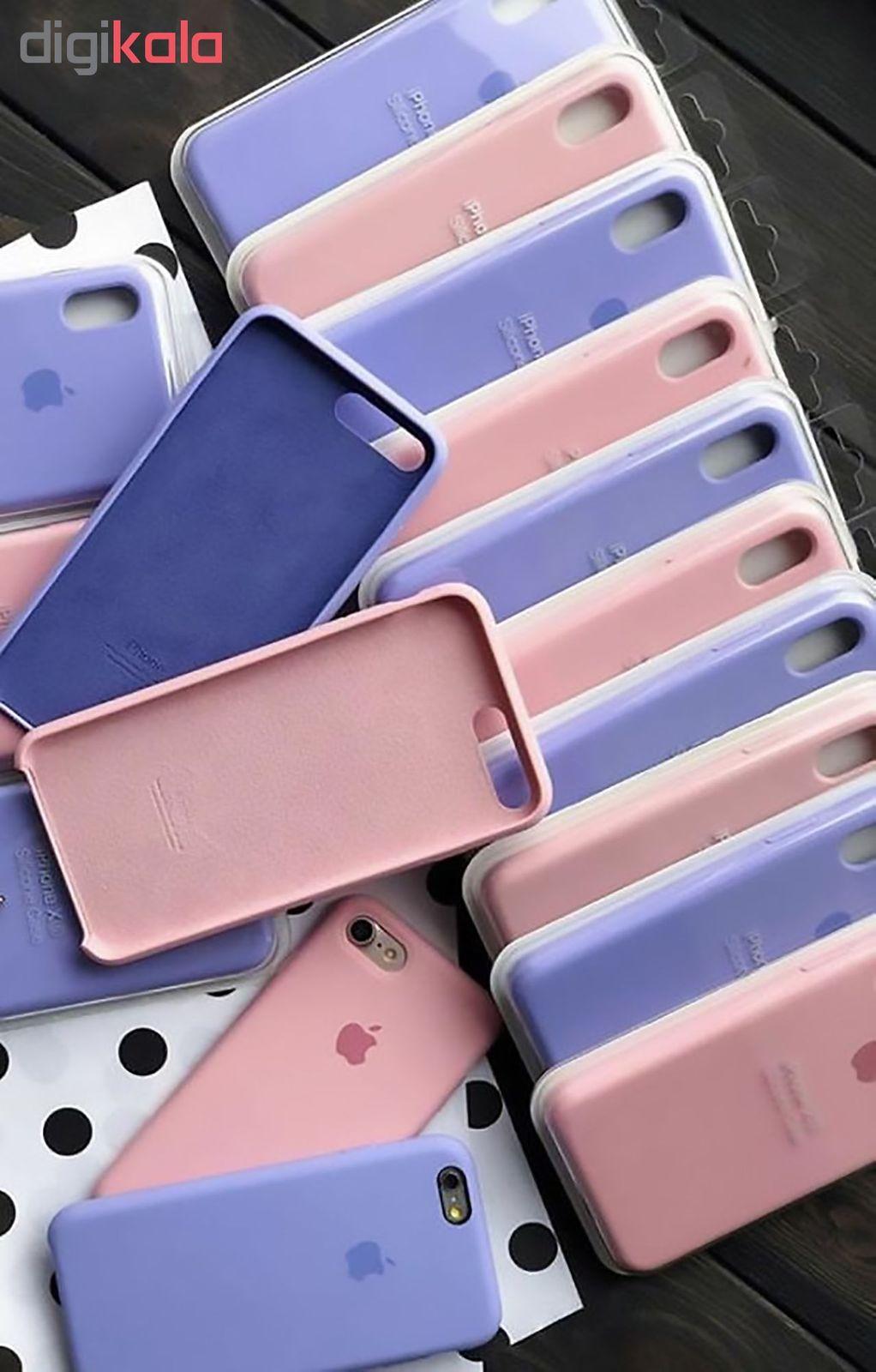 کاور مدل Silc مناسب برای گوشی موبایل اپل Iphone 8 / iphone 7 main 1 15