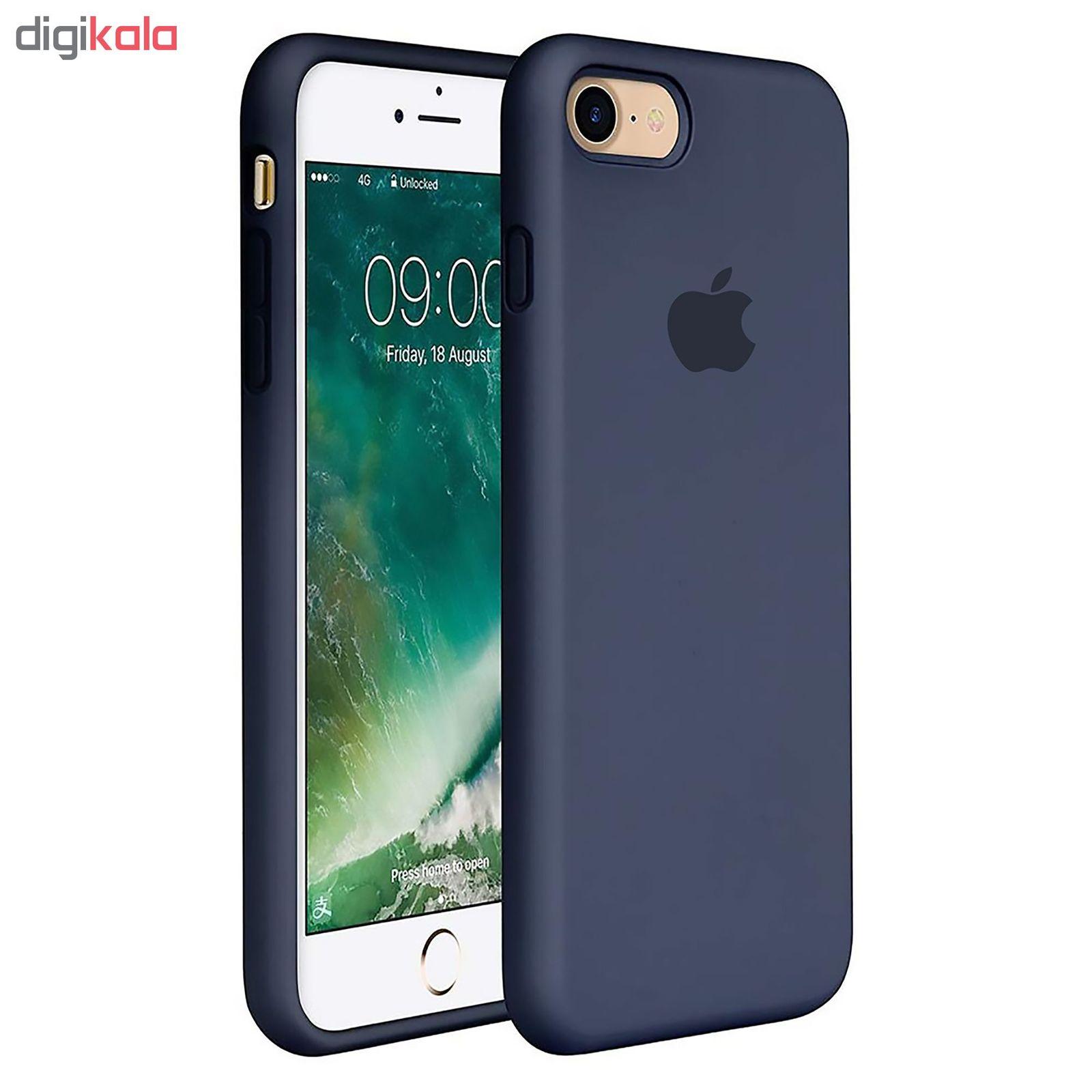 کاور مدل Silc مناسب برای گوشی موبایل اپل Iphone 8 / iphone 7 main 1 16