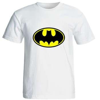 تی شرت آستین کوتاه مردانه طرح بتمن کد 20458