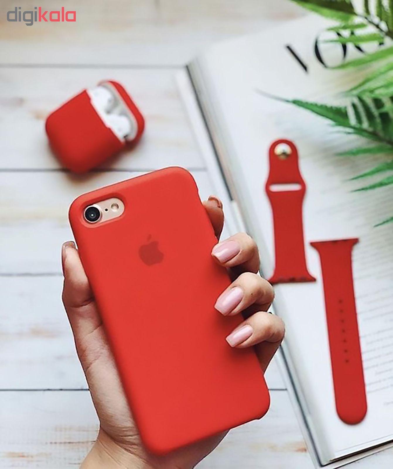 کاور مدل Silc مناسب برای گوشی موبایل اپل Iphone 8 / iphone 7 main 1 22