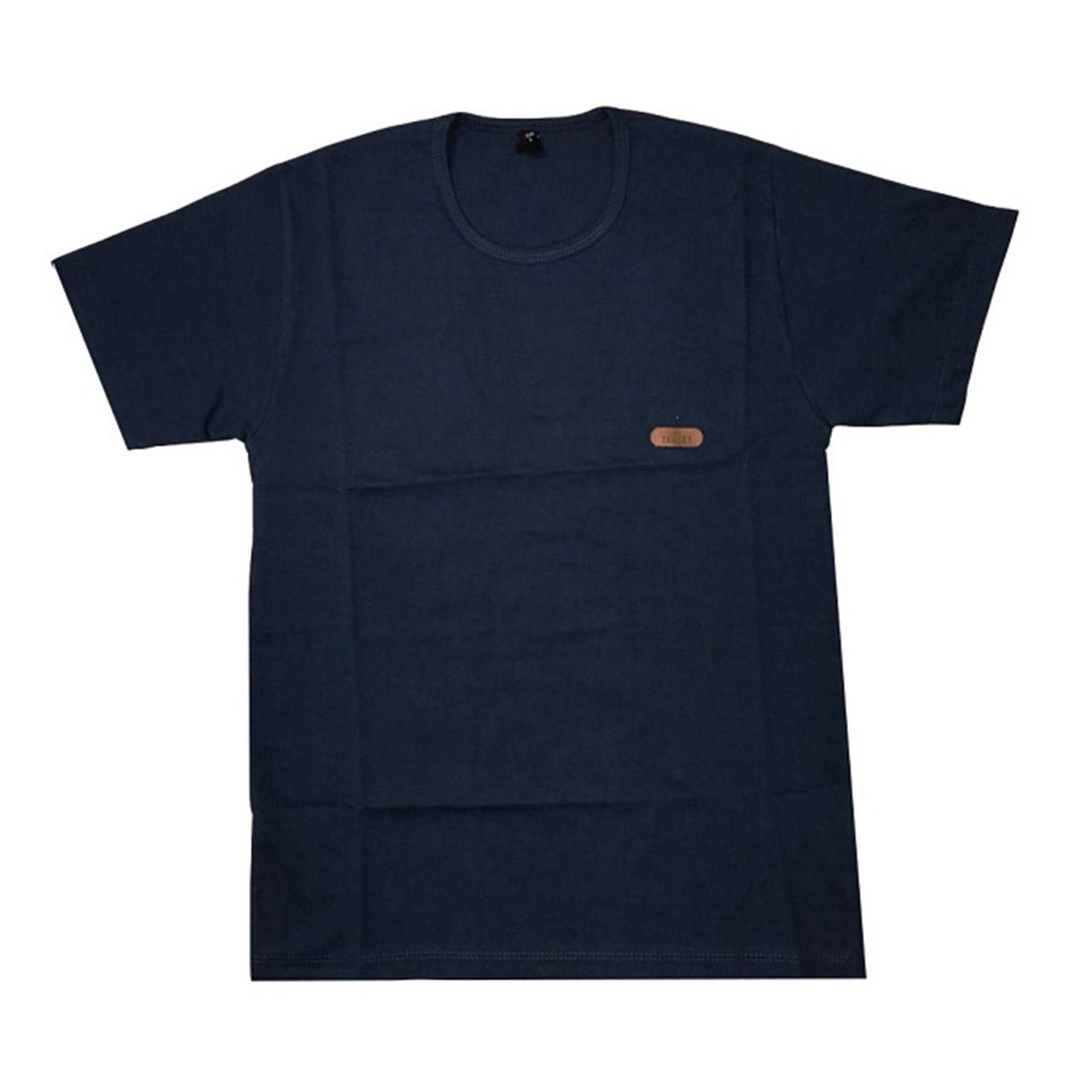 تیشرت آستین کوتاه مردانه تن ست مدل AS750