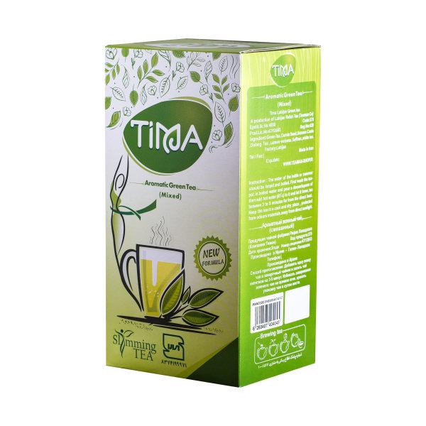 چای سبز معطر تیما -  250 گرم