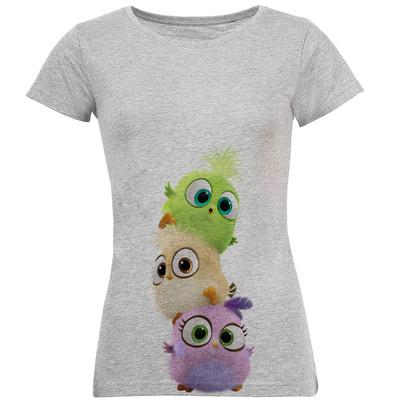 Photo of تی شرت زنانه طرح جوجه رنگی کد S162