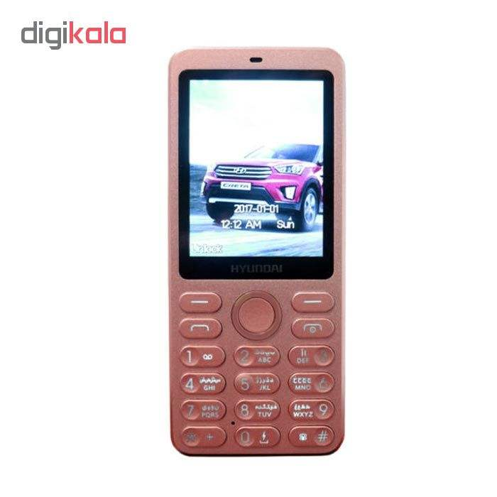 گوشی موبایل هیوندای مدل seoul K2 دو سیم کارت main 1 3