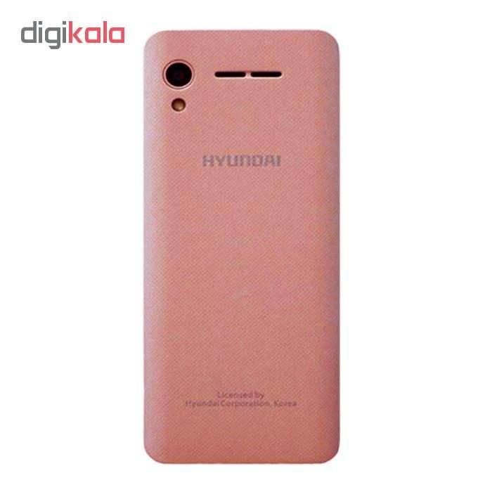 گوشی موبایل هیوندای مدل seoul K2 دو سیم کارت main 1 4