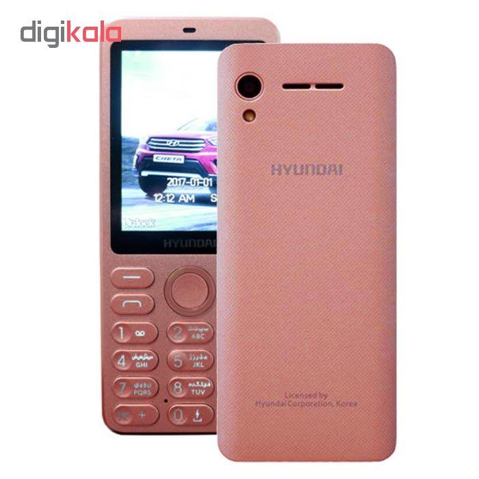 گوشی موبایل هیوندای مدل seoul K2 دو سیم کارت main 1 5