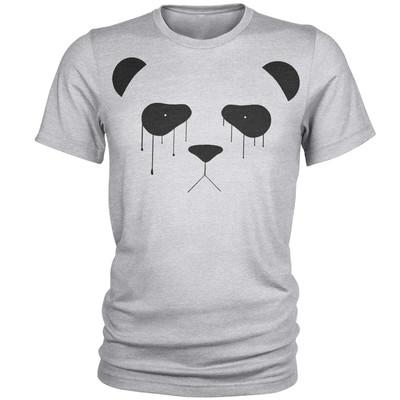 Photo of تی شرت مردانه طرح Sad Panda کد C62