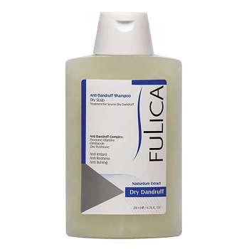 شامپو ضد شوره فولیکا مخصوص موهای خشک حجم 200 میلی لیتر
