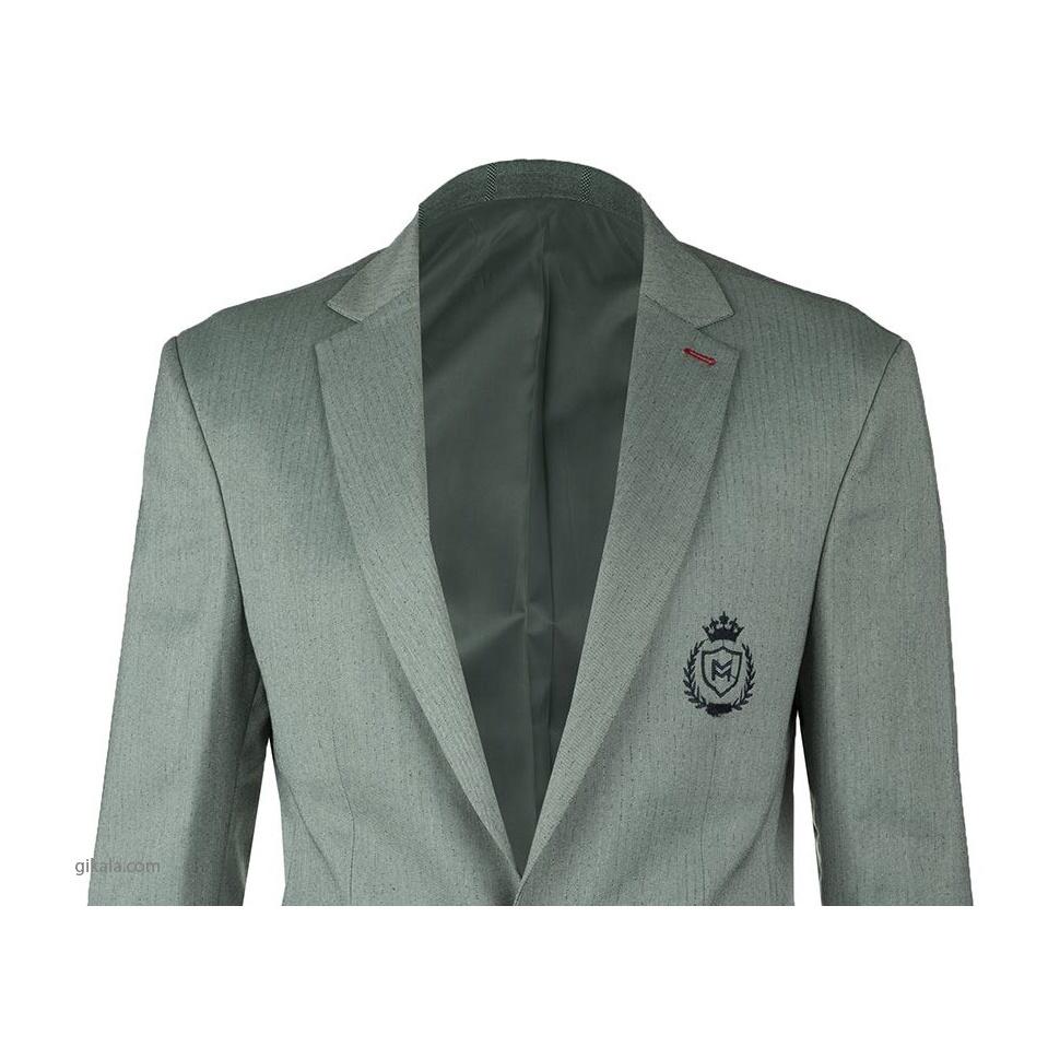 کت تک مردانه کد GLGRN1051