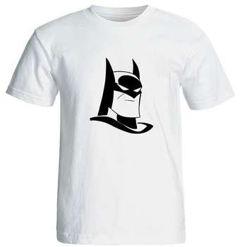 تی شرت آستین کوتاه مردانه طرح بتمن کد 20522