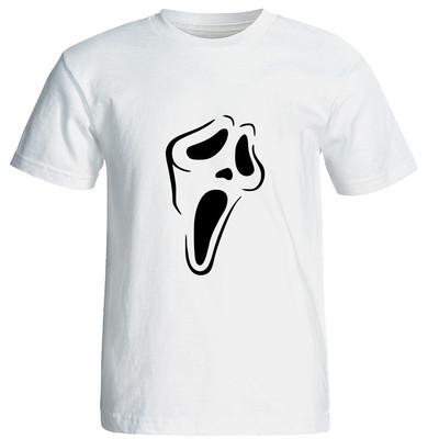 تصویر تی شرت آستین کوتاه مردانه طرح ماسک کد 20466