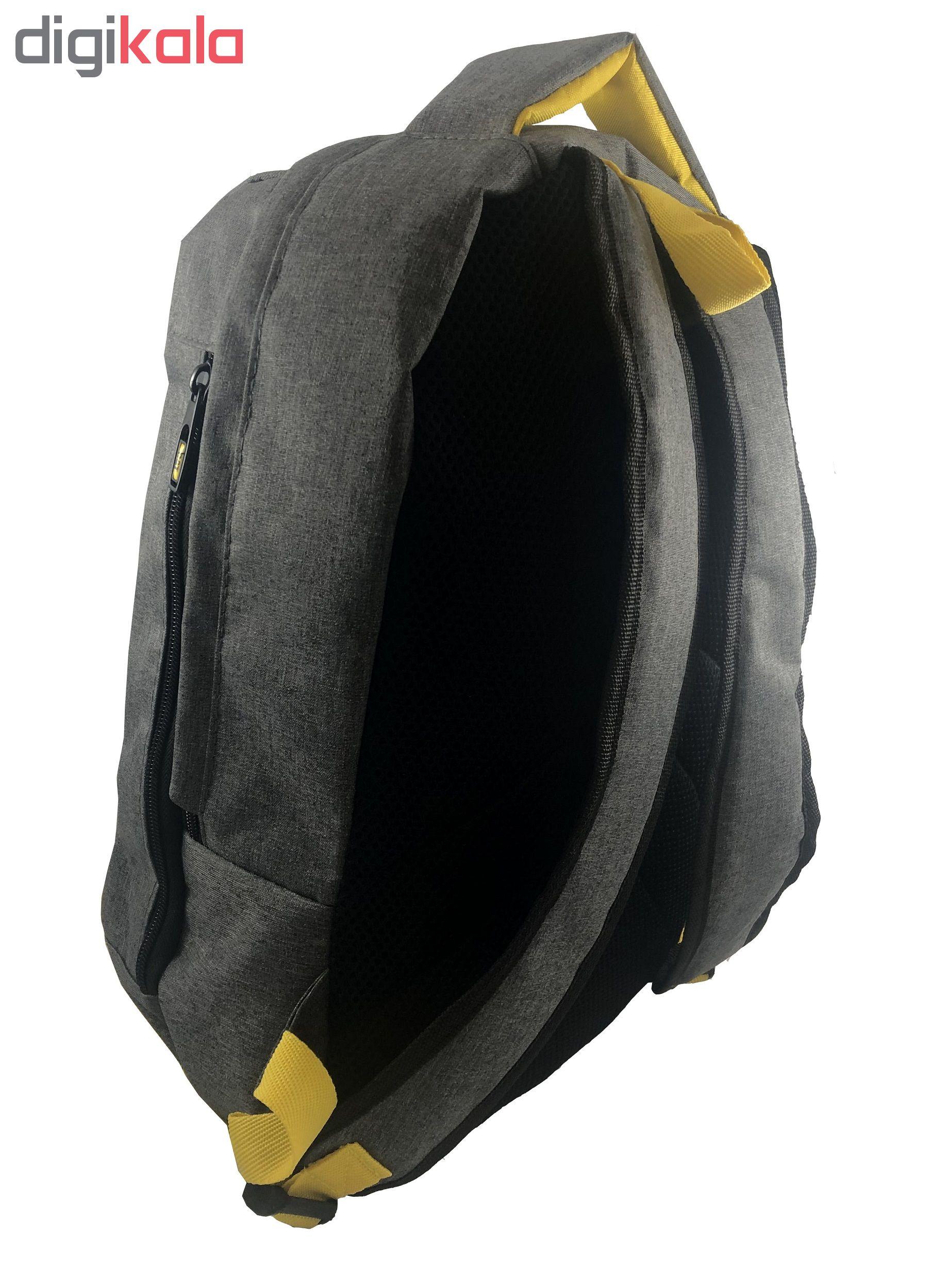 کوله پشتی لپ تاپ مدل C9812 مناسب برای لپ تاپ 15.6 اینچی