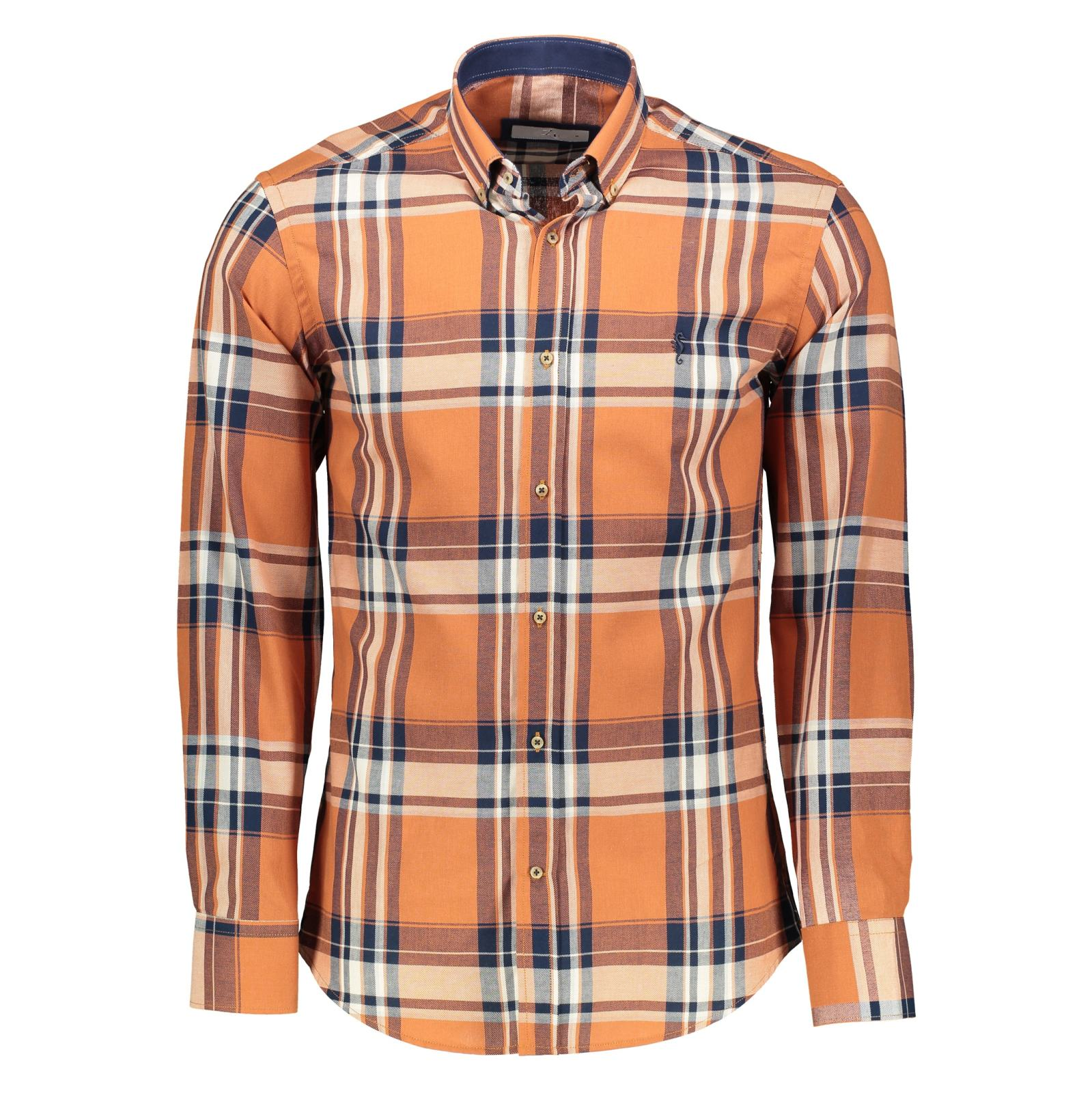 پیراهن مردانه زی مدل 153114023 main 1 1