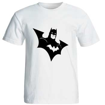 تی شرت آستین کوتاه مردانه طرح بتمن کد 20496