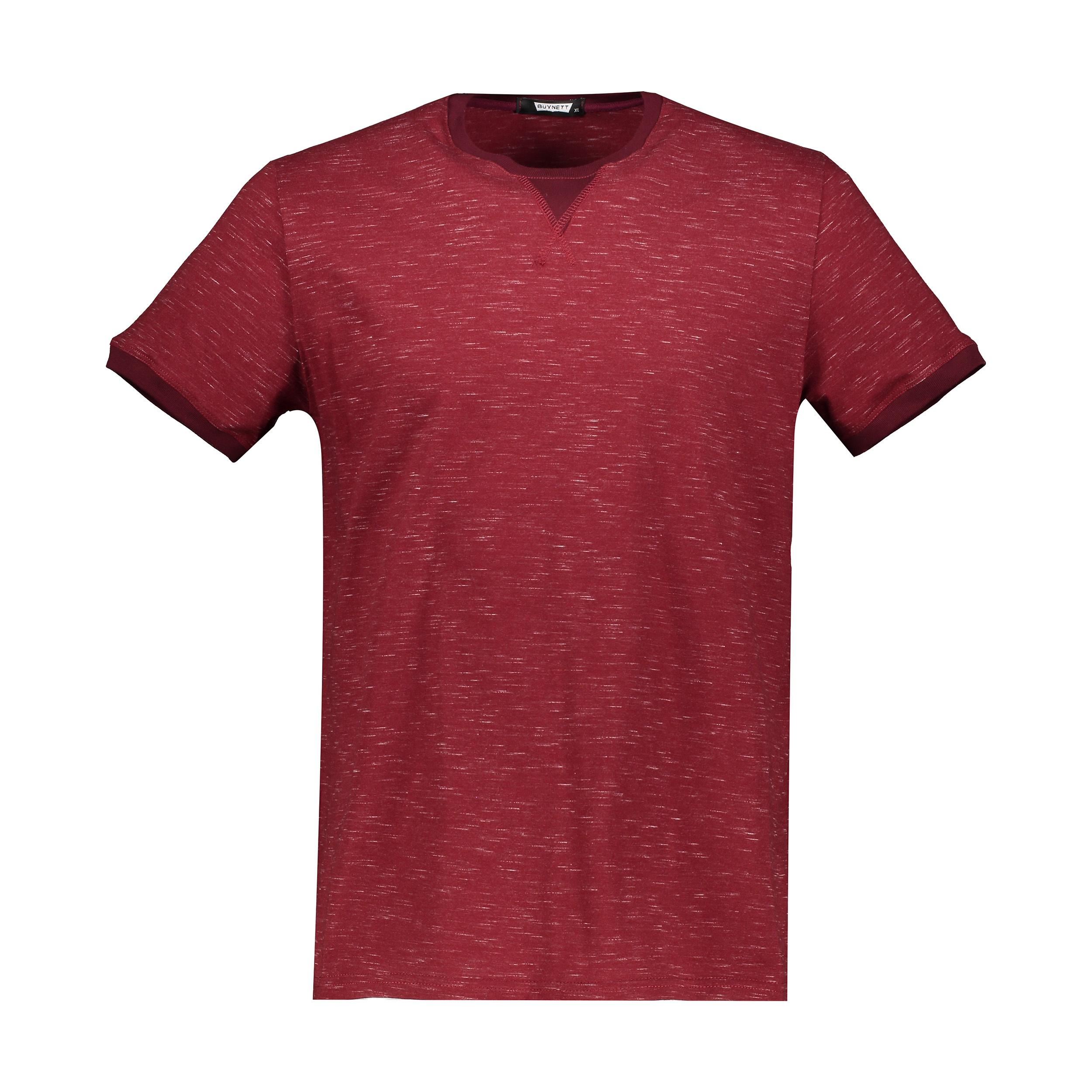 خرید ارزان تی شرت آستین کوتاه مردانه باینت کد btt 295-3