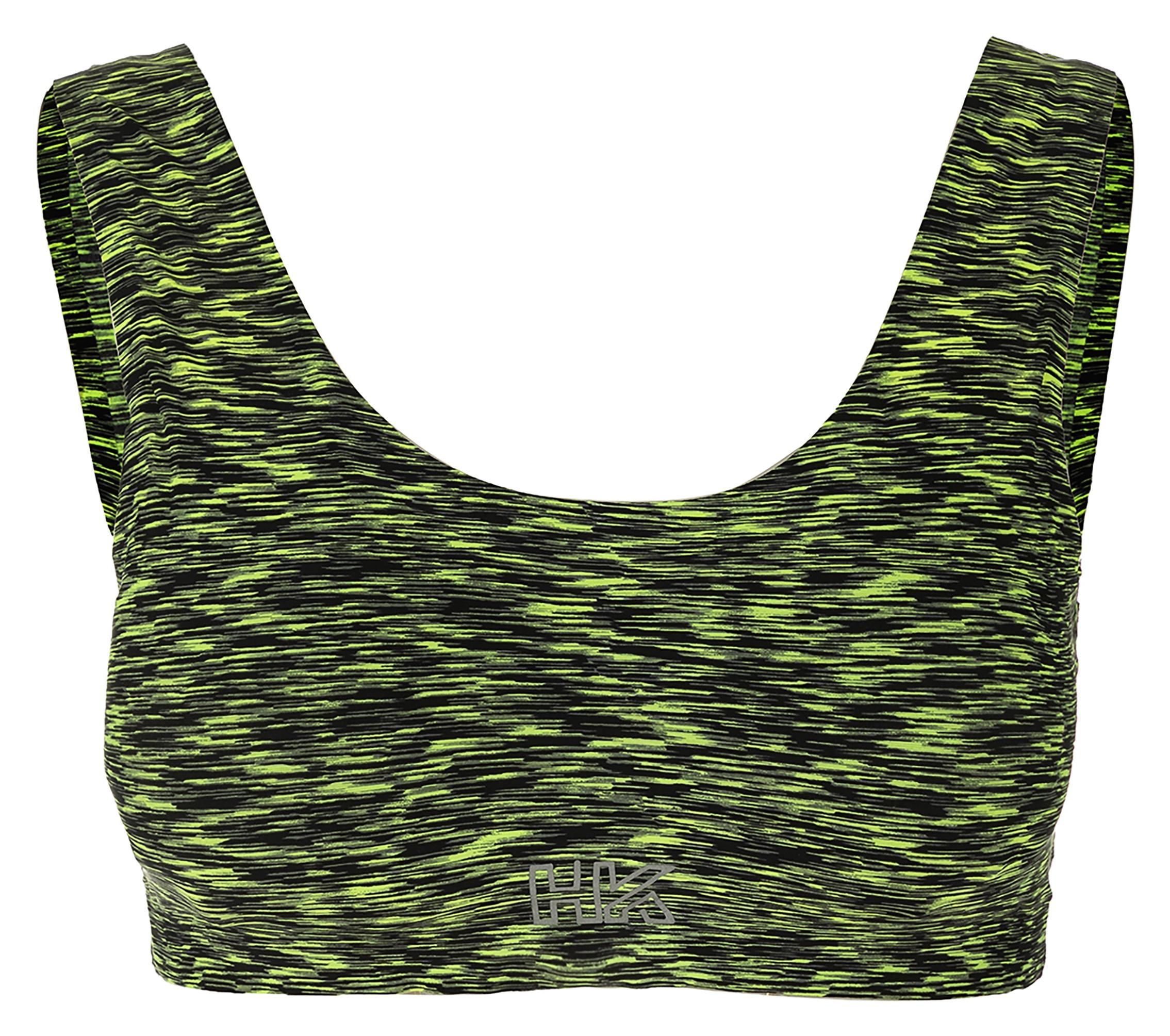 نیم تنه ورزشی زنانه اچ کی مدل 869-Green