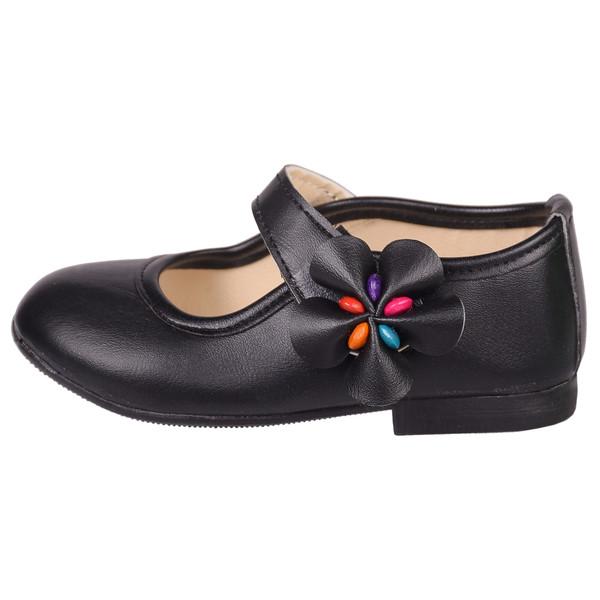 کفش دخترانه نگار مدل 3585 مشکی