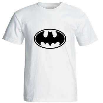 تی شرت آستین کوتاه مردانه طرح بتمن کد 20459