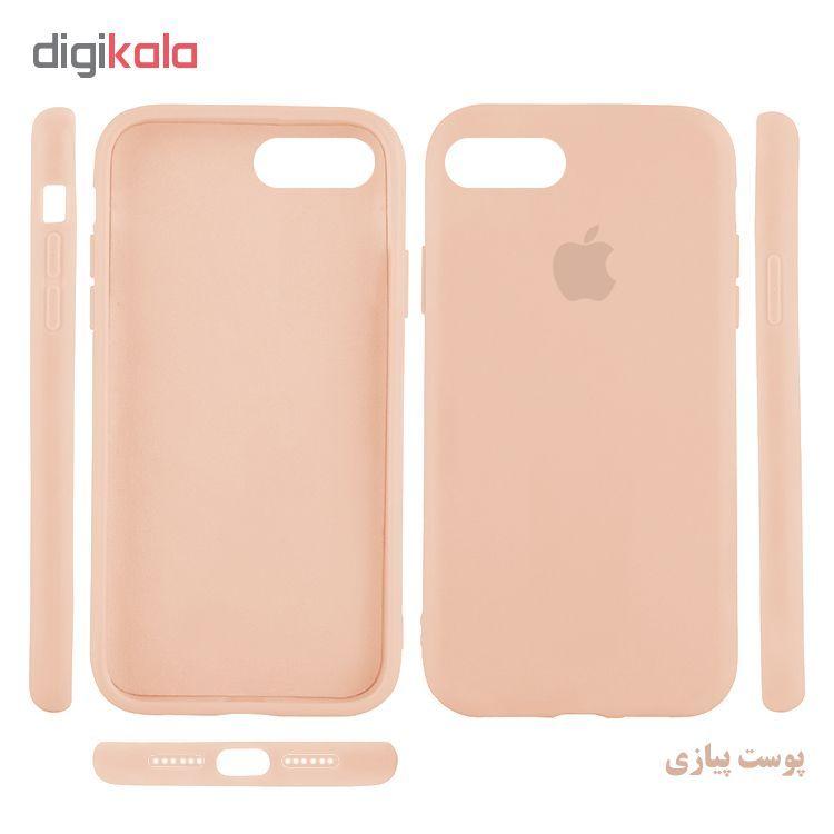 کاور مدل Silc مناسب برای گوشی موبایل اپل Iphone 8 / iphone 7 main 1 2