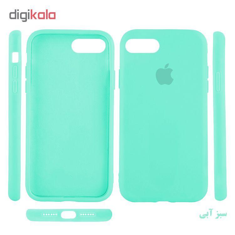 کاور مدل Silc مناسب برای گوشی موبایل اپل Iphone 8 / iphone 7 main 1 3