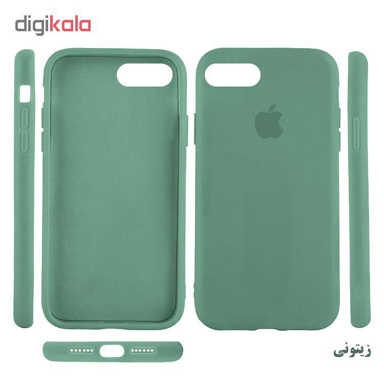 کاور مدل Silc مناسب برای گوشی موبایل اپل Iphone 8 / iphone 7 main 1 6