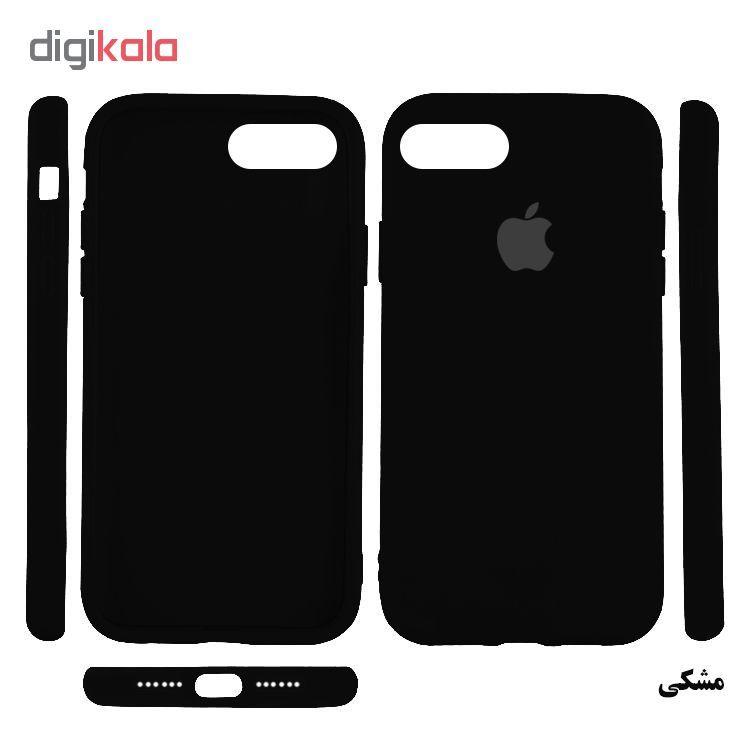 کاور مدل Silc مناسب برای گوشی موبایل اپل Iphone 8 / iphone 7 main 1 12