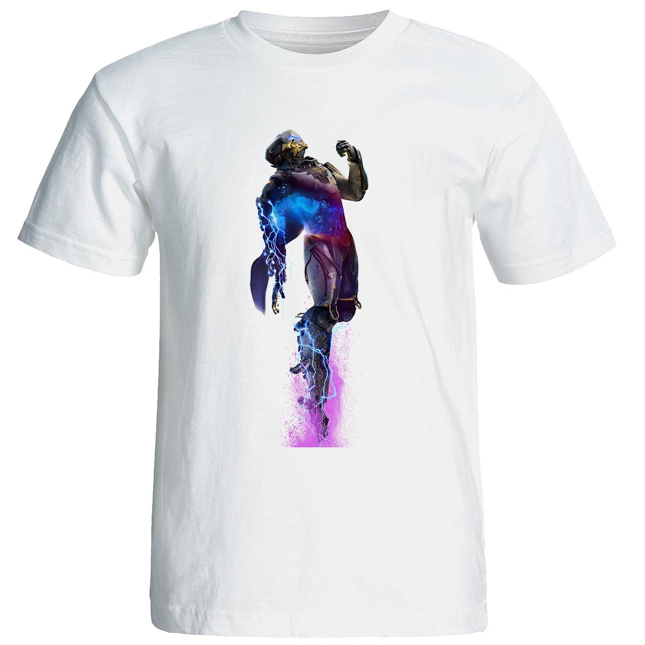 تی شرت آستین کوتاه مردانه کد 18001