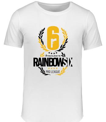 تصویر تیشرت طرح Rainbow six کد 15881